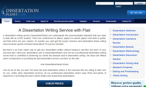 DissertationPlanet.com review