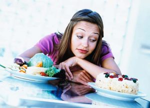 Diet in college