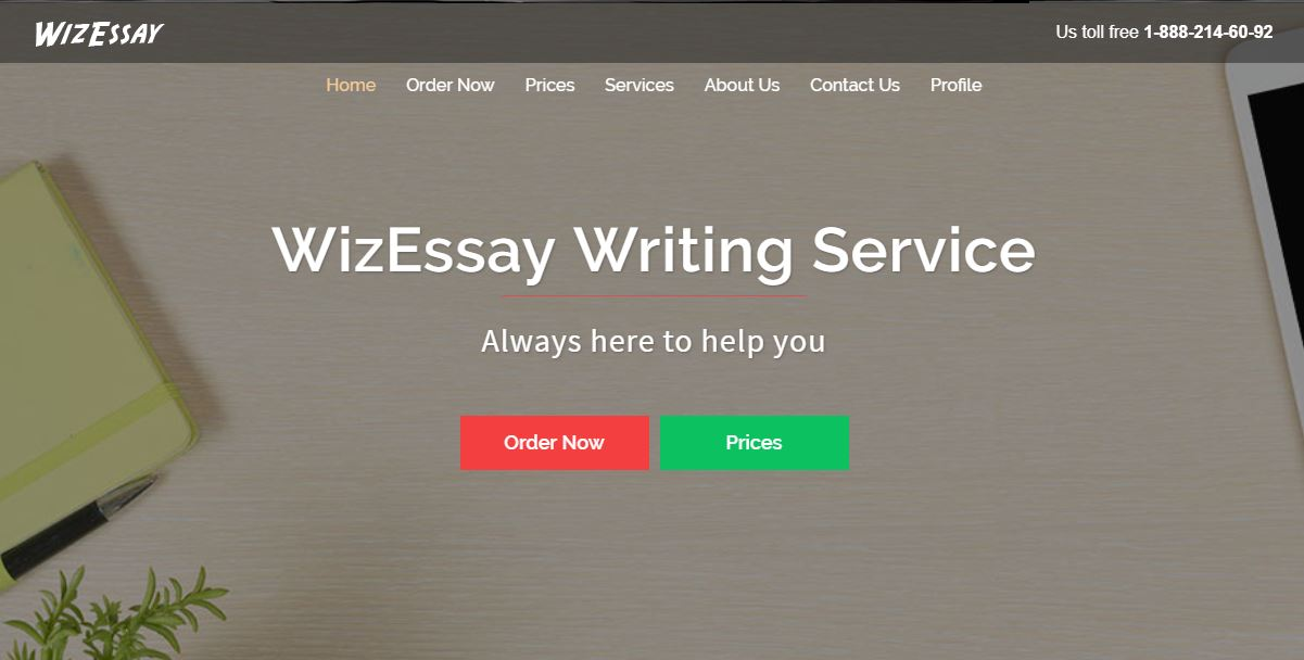wizessaycom review   writing services reviews in  if you are looking for a trustworthy academic writing service to take care  of your tasks wizessay can be a smart choice this companys primary aim  is to